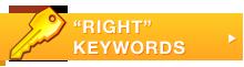 right-keyword