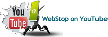 webstop on youtube